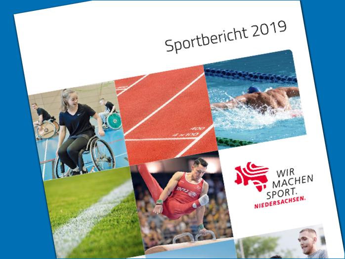 LSB und MI stellen ersten gemeinsamen Sportbericht vor