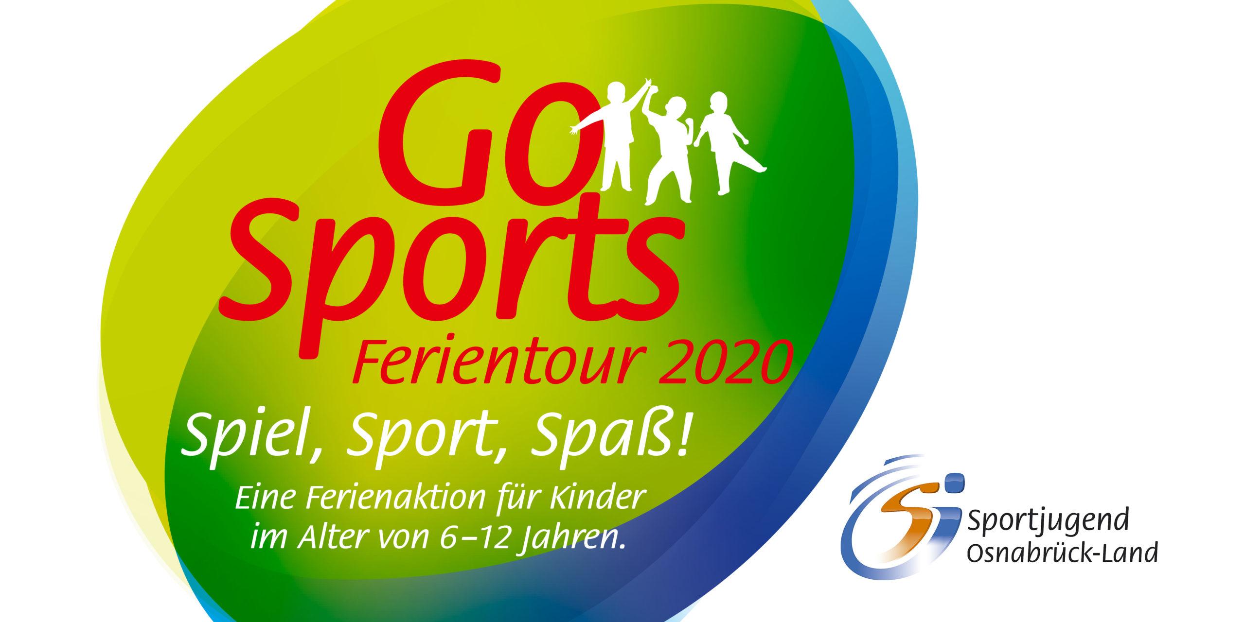 Informationen zur GoSports Ferientour 2020