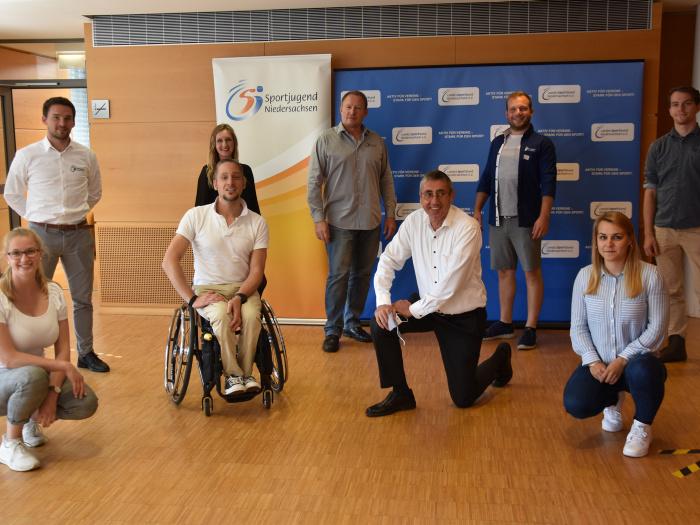 Vollversammlung der Sportjugend Niedersachsen wählt neuen Vorstand