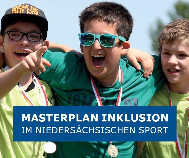 Masterplan Inklusion im Niedersächsischen Sport
