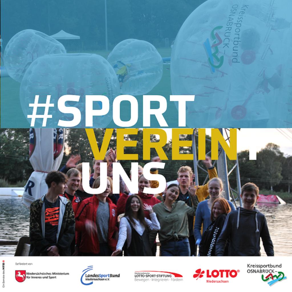 #sportVEREINtuns – 3 x 1000 Euro gewinnen!