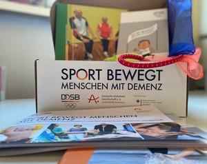 Das Netzwerk Sport bewegt Menschen mit Demenz wächst!