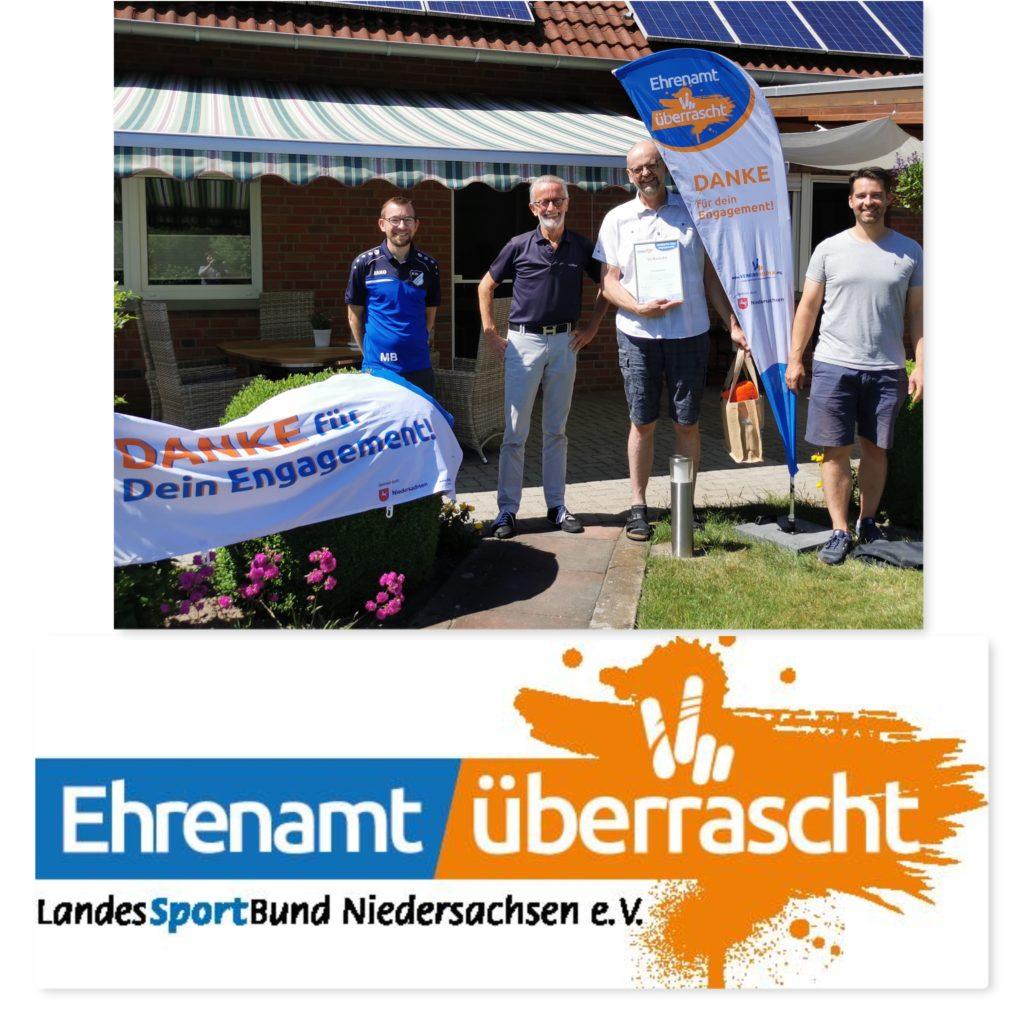 Vereinsheld aus Schwege: Andreas Schürmeyer