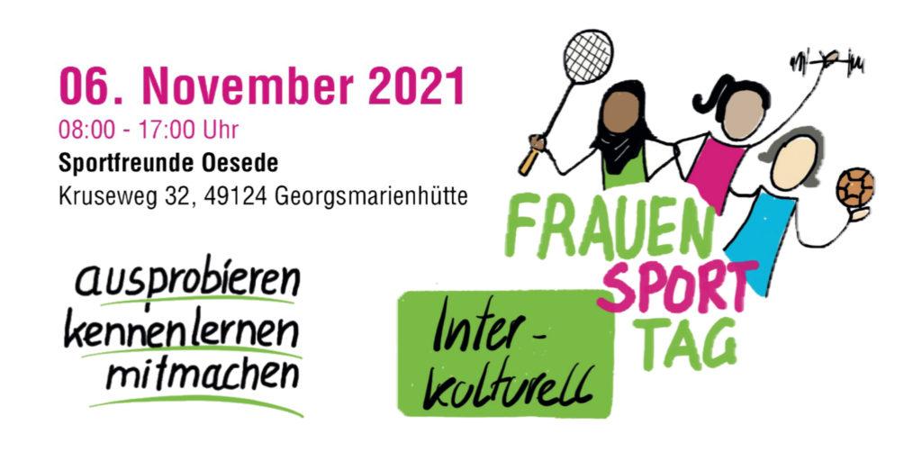 FrauenSportTag Interkulturell